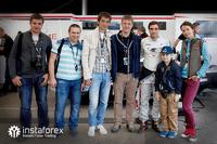 InstaForex - partner resmi Dragon Racing