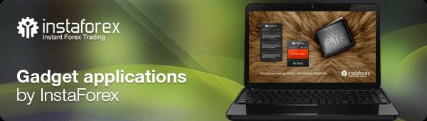 Gadget applications by InstaForex
