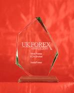 UK Forex Awards 2014 - Best Forex ECN Broker