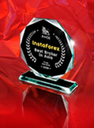 Most Active Broker in Asia 2020 oleh AtoZ Markets Forex Awards